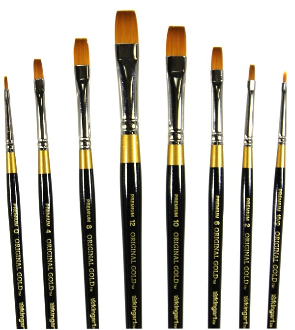 King Art Original Gold 9300 Series Shaders