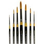 King Art Original Gold 9040 Series Round Stroke