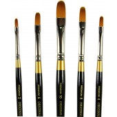 King Art Original Gold 9500 Series Filbert