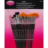 13 Piece Dewberry Professional Brush Set
