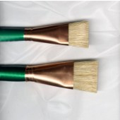 Bristle Basecoater Expression Brush by Robert Simmons (brush)  Back Reset Delete Duplicate Save Save And Continue Edit